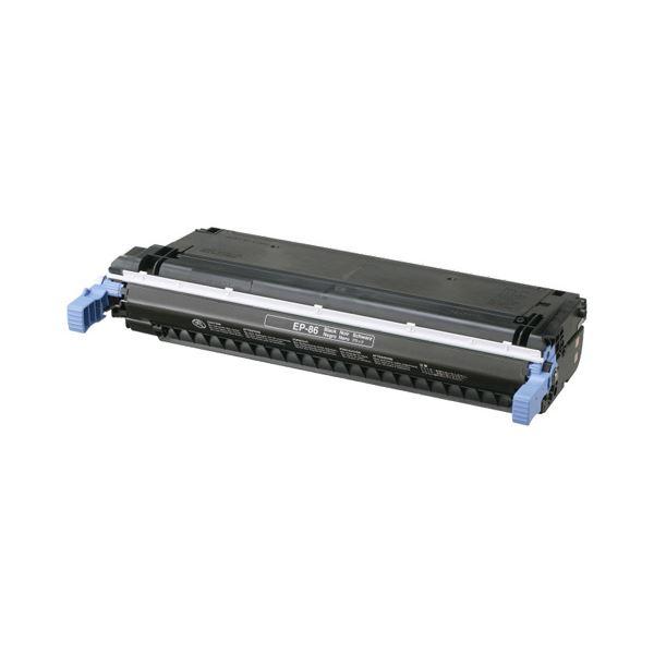 パソコン・周辺機器 PCサプライ・消耗品 インクリボン 関連 エコサイクルトナー EP-86タイプブラック 1個