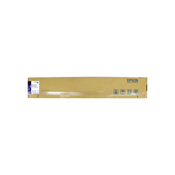 パソコン・周辺機器 PCサプライ・消耗品 コピー用紙・印刷用紙 関連 エプソンプロフェッショナルフォトペーパー(厚手微光沢) 36インチロール 914mm×30.5m PXMC36R141本