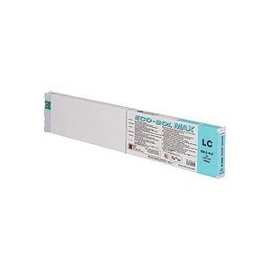 パソコン・周辺機器 PCサプライ・消耗品 インクカートリッジ 関連 ECO-SOL MAXINK ライトシアン 440cc ESL3-4LC 1個