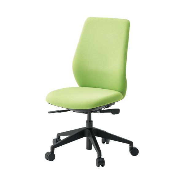 オフィス家具 オフィスチェア 高機能チェア 関連 事務イス NC-200J ハイバック グリーン