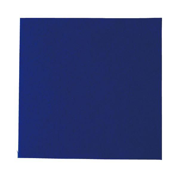 生活 雑貨 通販 (まとめ)工作フェルト 単色(5枚) 青 300mm×300mm【×5セット】