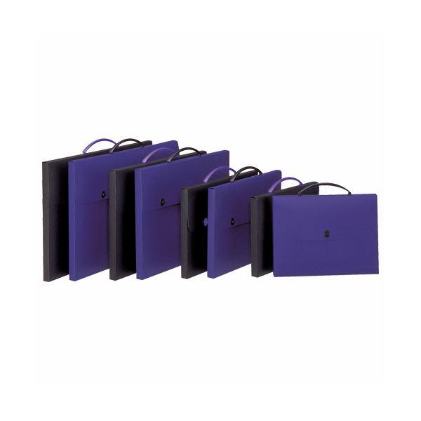 文房具・事務用品 製図用品 図面ケース 関連 (まとめ買い)デザインケース B3ダークブルー DS-283 1個【×2セット】