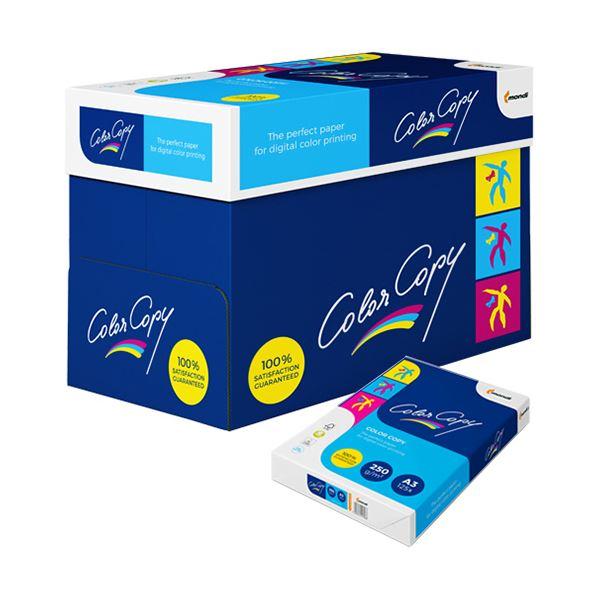 パソコン・周辺機器 PCサプライ・消耗品 コピー用紙・印刷用紙 関連 Color Copy A3250g 0000-302-A316 1セット(875枚:125枚×7冊)