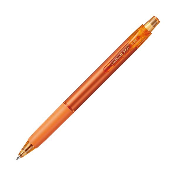 文房具・事務用品 筆記具 関連 (まとめ買い) 消せる ゲルインクボールペンユニボールR:E 0.38mm サンオレンジ URN18038.4 1本 【×30セット】