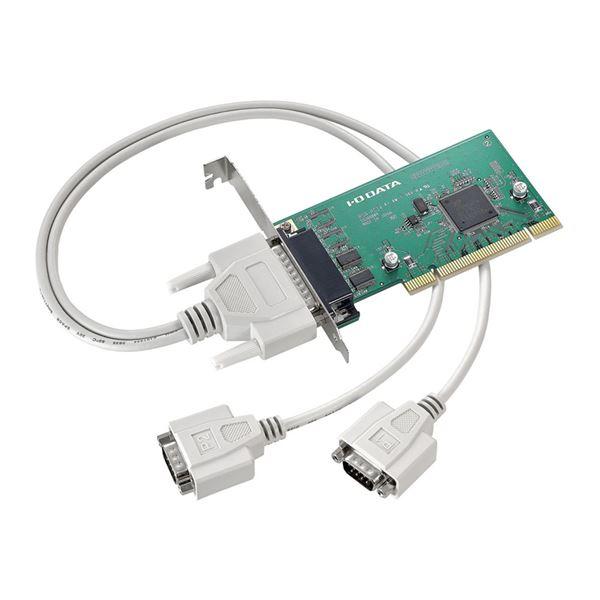 パソコン・周辺機器 関連 PCIバス専用 RS-232C拡張インターフェイスボード 2ポート