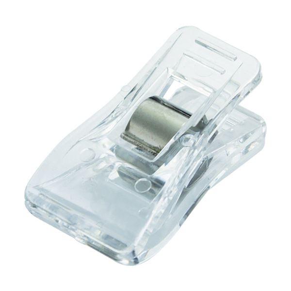 文具・オフィス用品関連 (まとめ) スタンドクリップ 透明TSG30-TM 1パック(30個) 【×5セット】