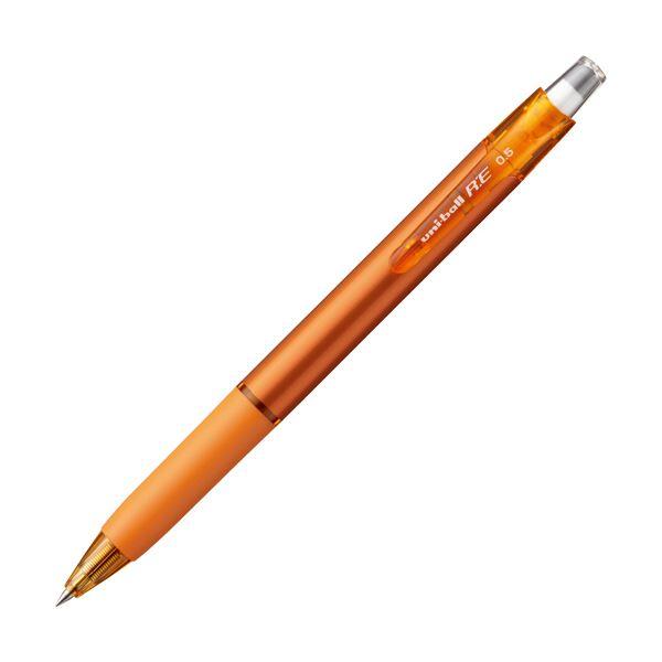 文房具・事務用品 筆記具 関連 (まとめ買い) 消せる ゲルインクボールペンユニボールR:E 0.5mm サンオレンジ URN18005.4 1本 【×30セット】
