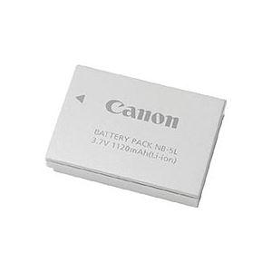 部品 カメラ・ビデオカメラ・光学機器用アクセサリー 三脚 関連 バッテリーパック NB-5L1135B002 1個