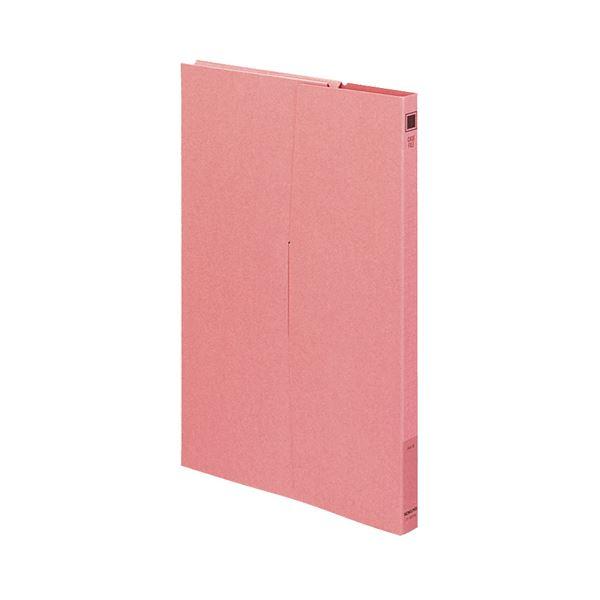 収納用品 マガジンボックス・ファイルボックス 関連 (まとめ)ケースファイル A4背幅17mm ピンク フ-950NP 1パック(3冊) 【×20セット】