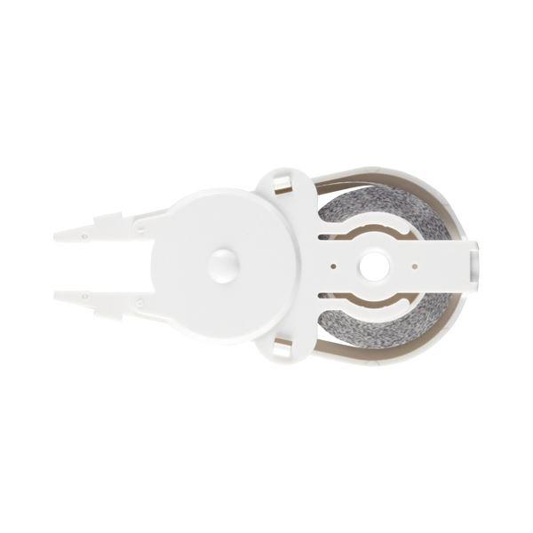 文房具・事務用品 筆記具 関連 (まとめ買い) 裏から見えない修正テープ交換テープ 6mm幅×10m WH-016PR(N) 1個 【×30セット】