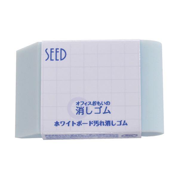 文具・オフィス用品関連 (まとめ) ホワイトボード汚れ消しゴムOK-WB1 1個 【×10セット】