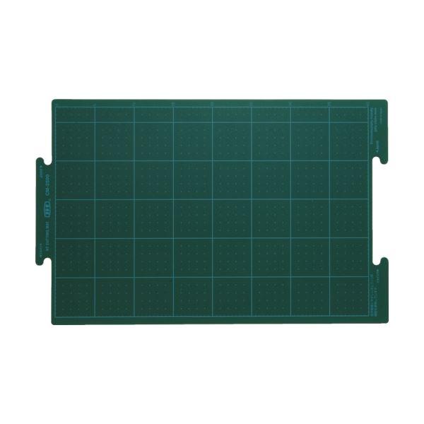 文房具・事務用品 机上収納・整理用品 デスクマット 関連 (まとめ買い) カッティングマットCM-2500 1枚 【×3セット】