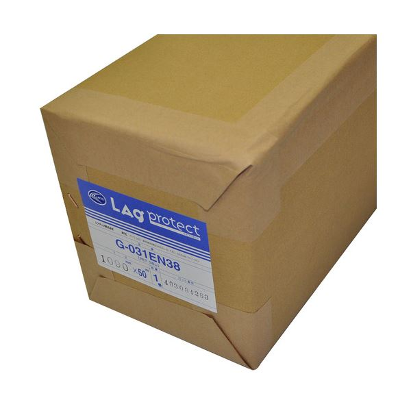 LAGプロテクトフィルム PETUVカット 38μ 1090mm×50m グロス G031EN38A 1本