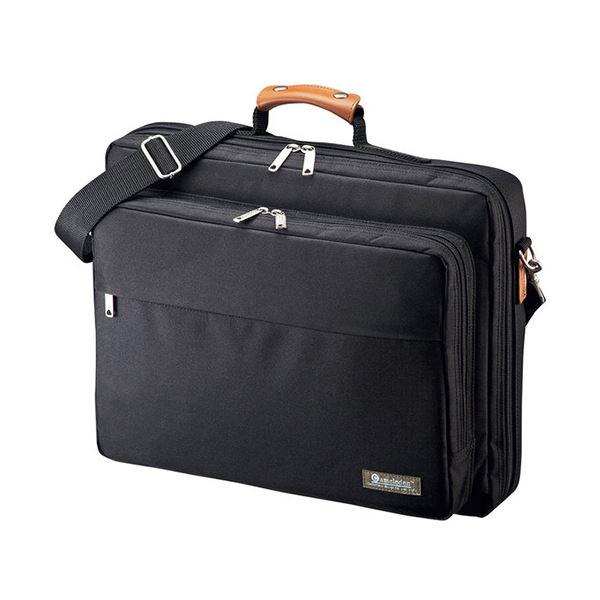 バッグ 男女兼用バッグ 関連 PCキャリングバッグ15.6型ワイド対応 ブラック BAG-C38BKN 1個