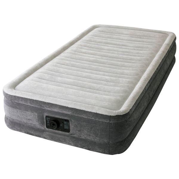 インテリア・寝具・収納 ベッド ベッドフレーム 関連 INTEX社製エアーベッド シングル
