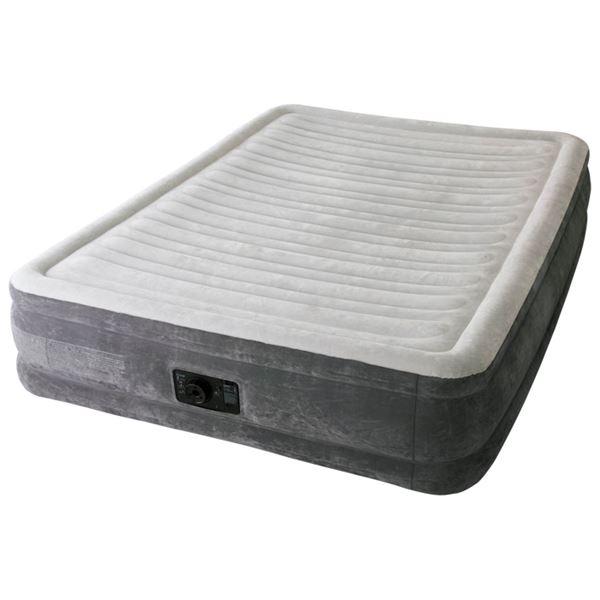 インテリア・寝具・収納 ベッド ベッドフレーム 関連 INTEX社製エアーベッド セミダブル