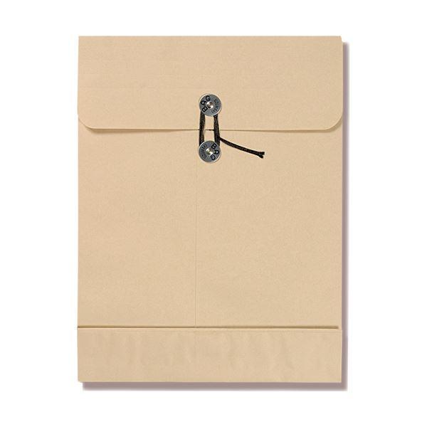 生活 雑貨 通販 (まとめ) 菅公工業 クラフトパッカー(マチ広) 角0 120g/m2 ホ279 1パック(10枚) 【×10セット】