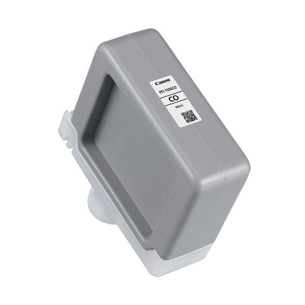 パソコン・周辺機器 PCサプライ・消耗品 インクカートリッジ 関連 インクタンクPFI-1100CO クロマオプティマイザー 160ml 0860C001 1個