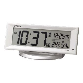 クロック ウォッチ [デジタル時計]シチズン 電波デジタル 8RZ202-003オススメ 送料無料 生活 雑貨 通販