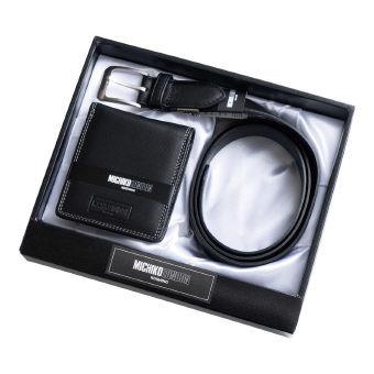 ミチコロンドン ベルト札入セット MLG106おすすめ 送料無料 誕生日 便利雑貨 日用品