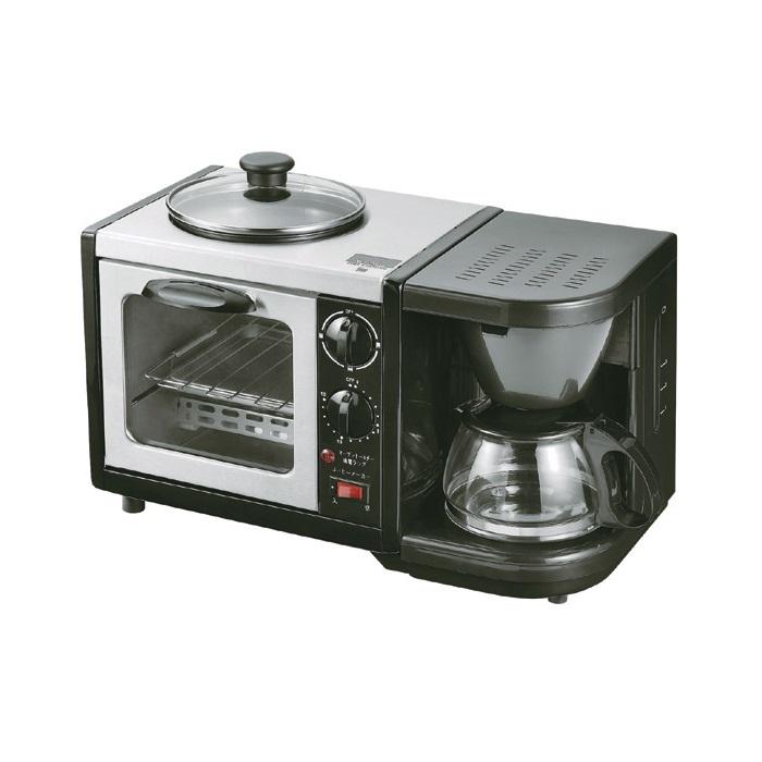 アイディア商品 オーブントースター フライパン コーヒーメーカー