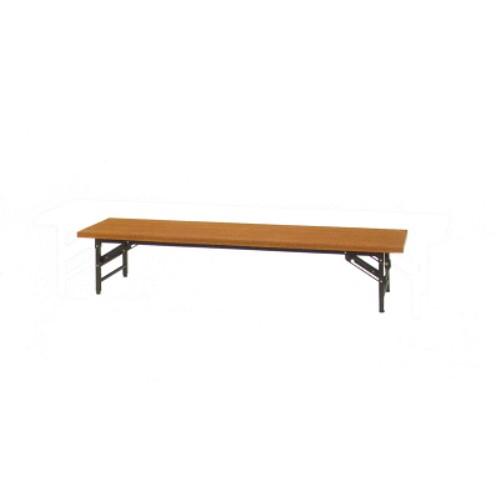 ミーティングテーブル 作業にピッタリ シンプル 会議用テーブル 幅180cm