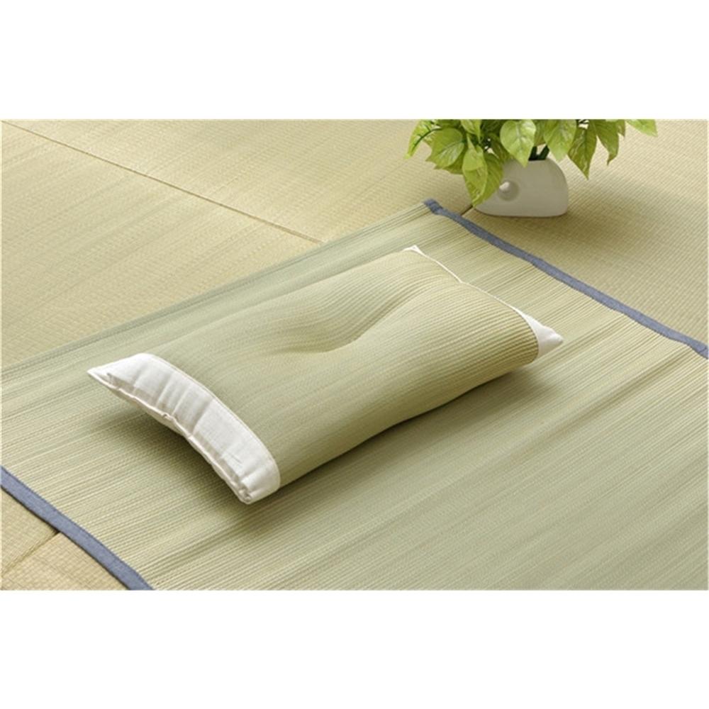 い草まくら 抗菌まくら 抗菌 医者が使ってみたい い草枕 サイズ:約50×30cm