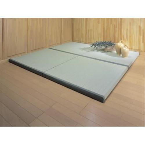 置き畳 畳のお部屋を手軽に 便利 ユニット畳 『玉座(ぎょくざ)』88x176cm