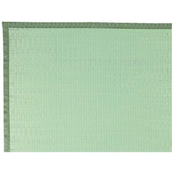 い草 敷物 敷くだけ、畳替えをしたような 便利な い草上敷 『草津(くさつ)』261×261cm