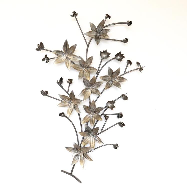 ウォールアート 壁掛け 壁飾り 花お得 な全国一律 送料無料 日用品 便利 ユニーク