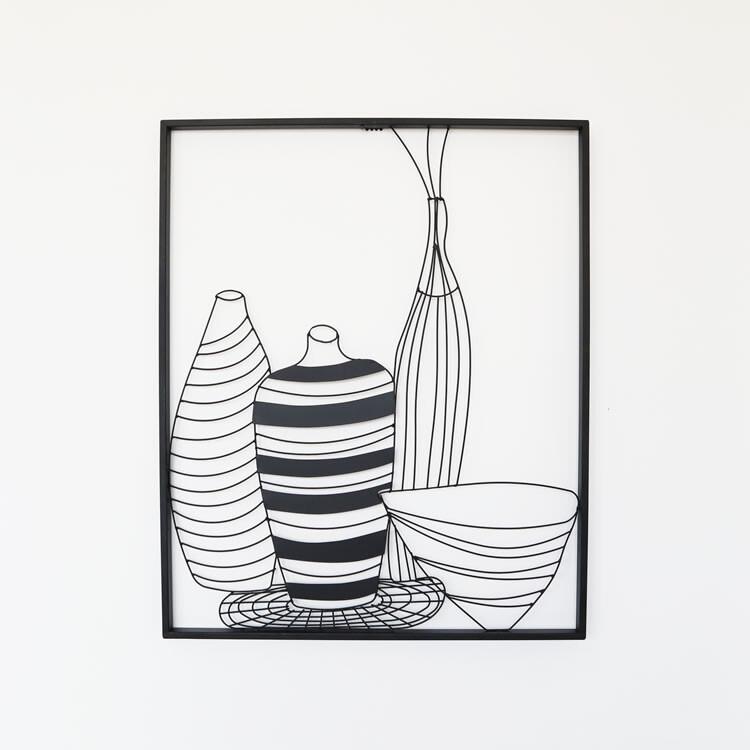 ウォールアートパネル 壁掛け 壁飾り 花瓶お得 な全国一律 送料無料 日用品 便利 ユニーク