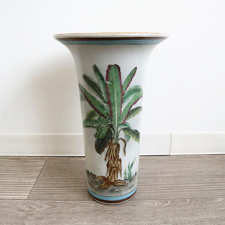 繊細なお花模様 ビーカーベース(花瓶)人気 お得な送料無料 おすすめ 流行 生活 雑貨