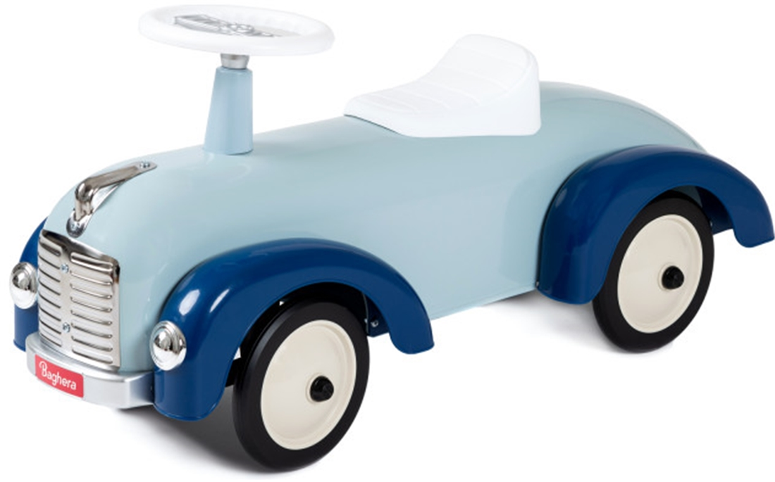 クラシック ライドオン Speedster Blue #923 バゲーラ社おすすめ 送料無料 誕生日 便利雑貨 日用品