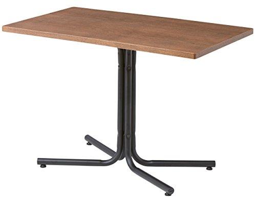 おしゃれなインテリア カフェテーブル ダリオ 100cm幅 END-224TBR 日用品