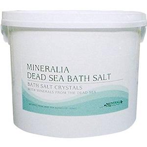 MINERALIA ミネラリア デッドシーバスソルト 5kgミネラリア デッドシー バスソルト 5 kgエステサロン・美容室 用品