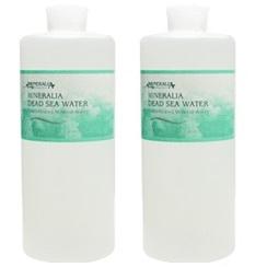 MINERALIA ミネラリア デッドシー ウォーター 1000ml 2本セットミネラリア デッドシーウォーター 1000 ml 2本セットエステサロン・美容室 用品