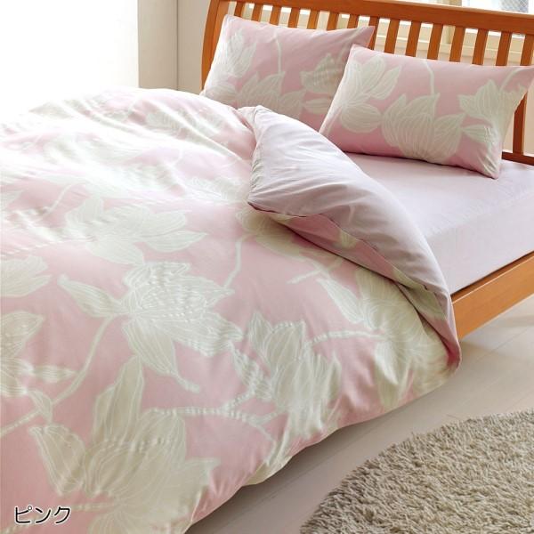 掛けふとんカバー シングルロング 綿100%(サテン) 人気 掛けふとんカバーSL ピンク