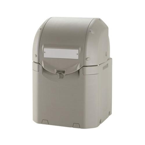 ゴミ箱 屋外 スッキリ形状 人気商品 ワイドペールST 350