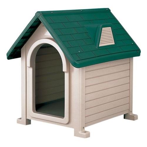 ペットハウス 犬 サイズ: 69.5×84×87H(cm) おしゃれ ペットハウス DX-580 ダークグリーン(DG)