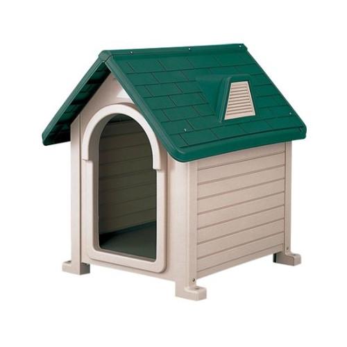 ドッグ ハウス お手入れが簡単です。 ペット雑貨 ペットハウス DX-490 ダークグリーン(DG)