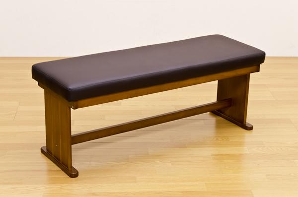 BRISTOL ダイニングベンチ ブラウン BRISTOL ベンチ 木製