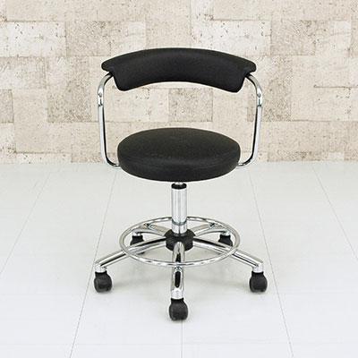 デザインチェア ブラック オフィスチェア
