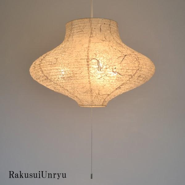 和風照明器具 行燈 個性あふれる モダン ジャパニーズ 和風ペンダントライト 落水雲龍