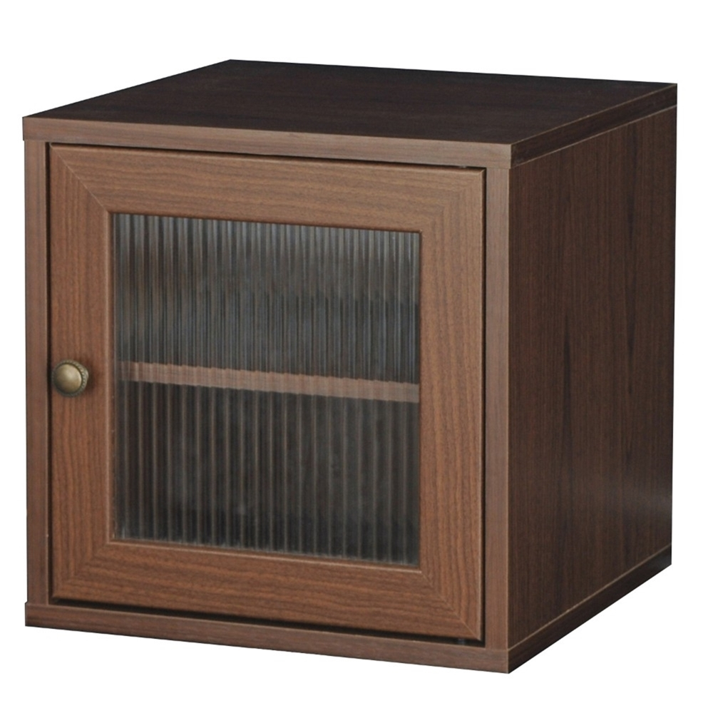 収納ボックス おしゃれ 並べて、重ねて ハコキャビネット BR