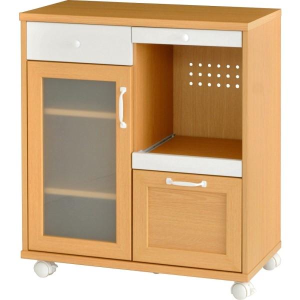 キャスター ワゴン キッチンの収納に!!キッチン カウンター インテリア/家具 収納 引き出し 食器棚 ラック