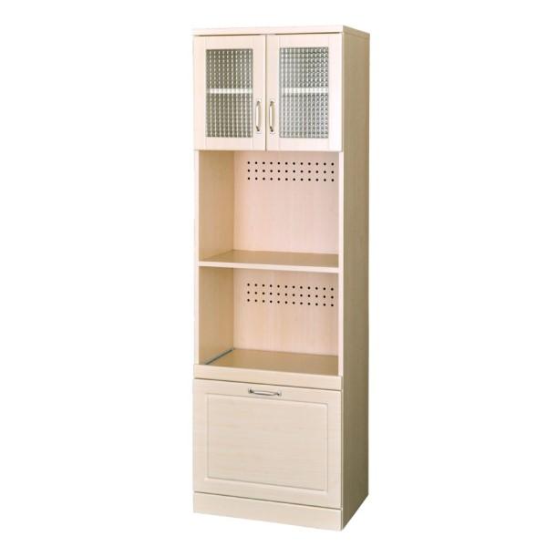 レンジボード!!お部屋を優しい印象に 食器 カラトリー シンプル 食器棚 レンジラック 高さ180cm