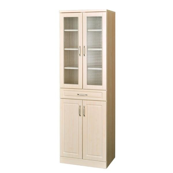 食器棚!!お部屋を優しい印象に 食器 カラトリー シンプル 食器収納 おしゃれ 高さ180cm