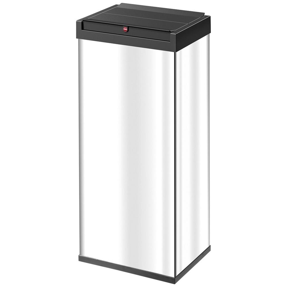 ゴミ箱 ふた付き ミニマルなデザイン ニュービッグボックス60L (ごみ箱)ステンレス