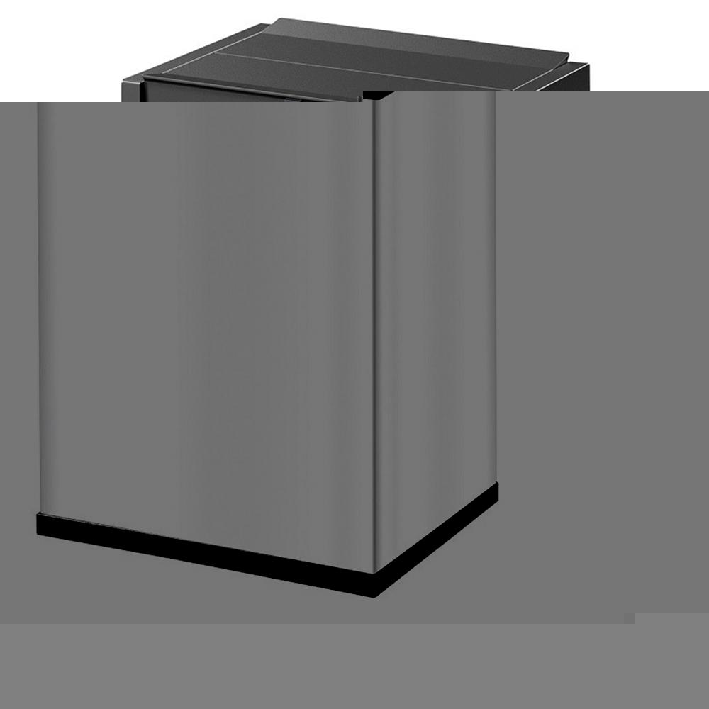 ダストボックス キッチン 両開きの、フタ ニュービッグボックス40L(ごみ箱) ホワイト