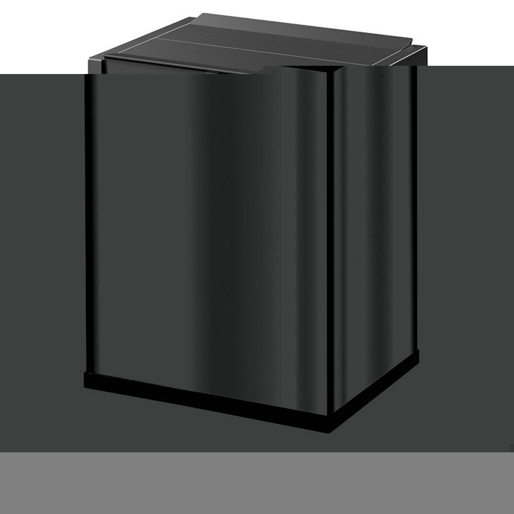 ごみ箱 ふた付き ミニマルなデザイン ニュービッグボックス40L(ごみ箱) ステンレス